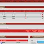 Sur cette capture d'écran, le nouveau menu mise à disposition pour vérifier les tuteurs. (Cliquez sur l'image pour agrandir).